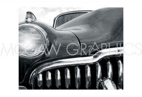 Buick Eight by Richard James