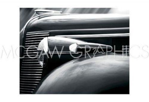 '37 Buick by Richard James