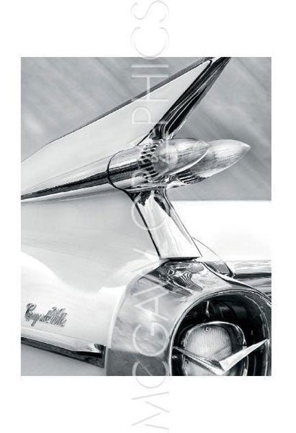 White Cadillac by Richard James