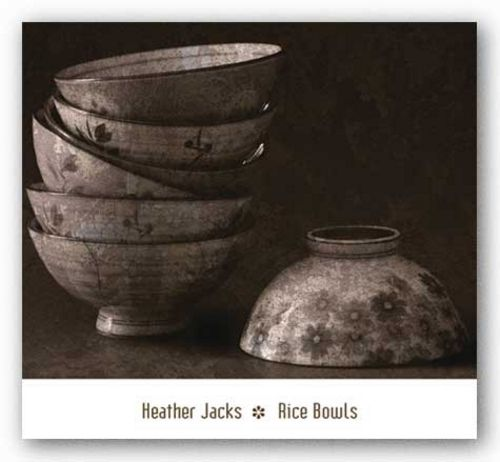 Rice Bowls by Heather Jacks