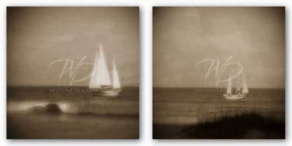 Fair Winds Set by Heather Jacks