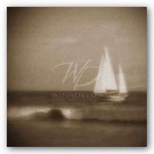 Fair Winds I by Heather Jacks