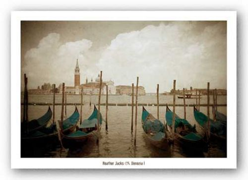Venezia I by Heather Jacks
