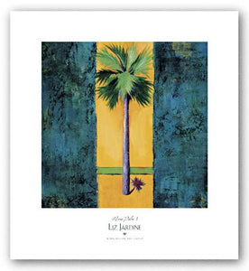 Neon Palm I by Liz Jardine