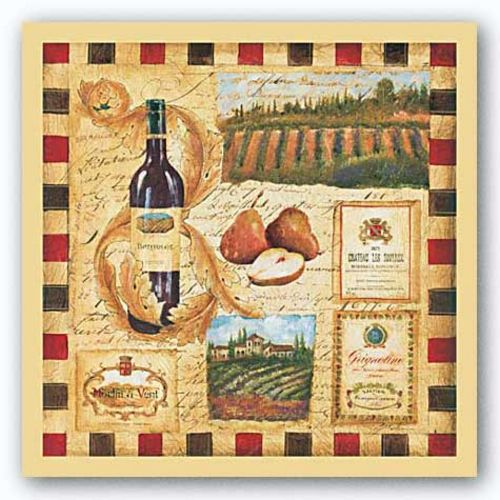 From the Wine Land I by Liz Jardine