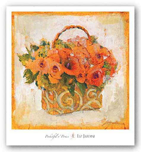 Pocketful o' Posies I by Liz Jardine