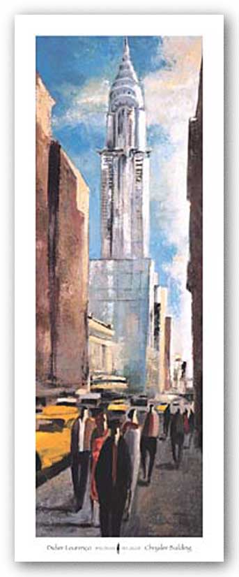 Chrysler Building by Didier Lourenco