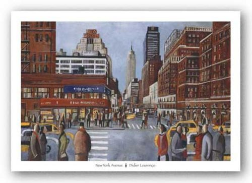 New York Avenue by Didier Lourenco