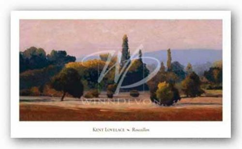 Roussillon by Kent Lovelace