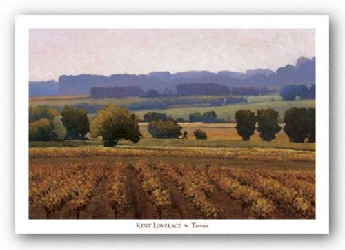 Terroir by Kent Lovelace