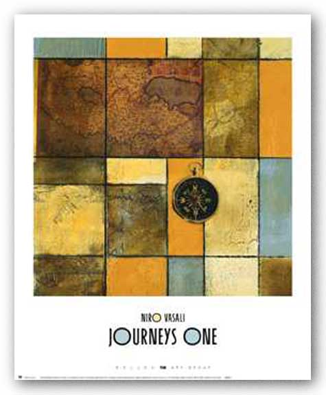 Journeys One by Niro Vasali