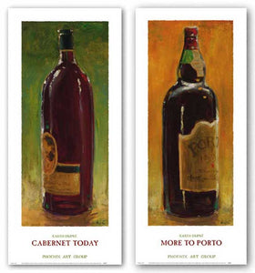 More to Porto and Cabernet Today Set by Karen Dupre