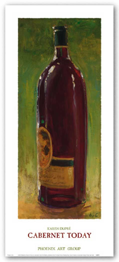 Cabernet Today by Karen Dupre
