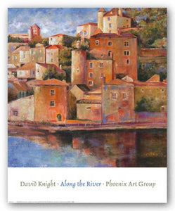 Along the River by David Knight