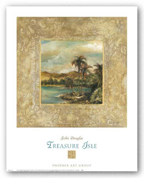 Treasure Isle 1 by John Douglas