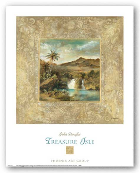 Treasure Isle 2 by John Douglas