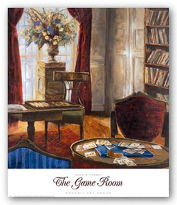 The Game Room by Dennis Carney