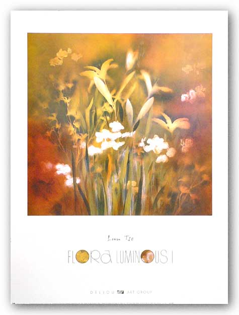 Flora Luminous I by Lun Tse