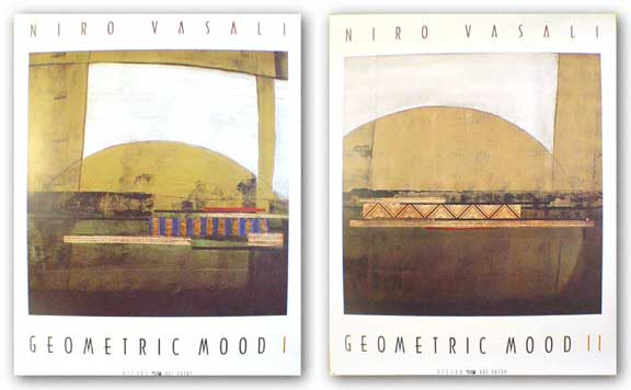 Geometric Mood Set by Niro Vasali