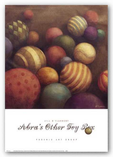 Abra's Other Toy Box by Jill O'Flannery