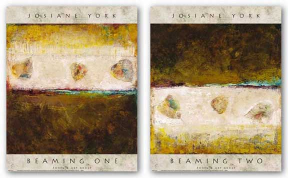 Beaming Set by Josiane York