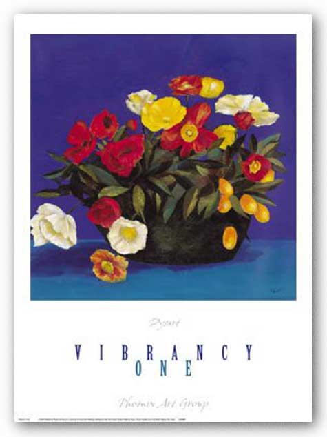 Vibrancy One by Dysart
