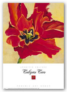 Tulipan Two by Jennifer Hollack