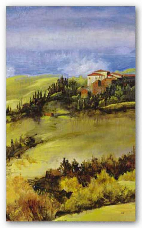 Tuscan Daylight I by Stiles