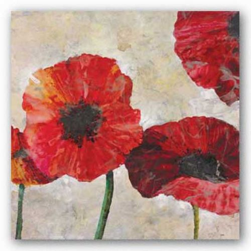 Poppies by Austen