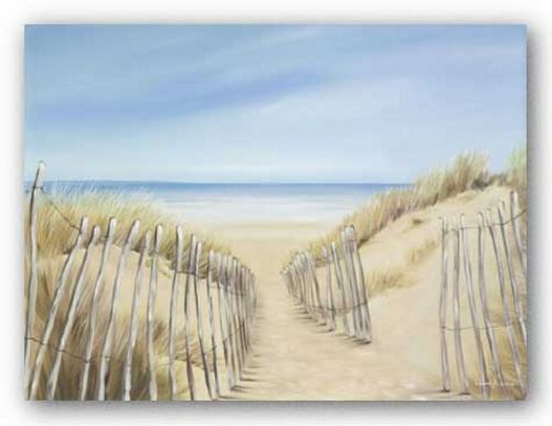Ocean Pathway I by Lynne Timmington
