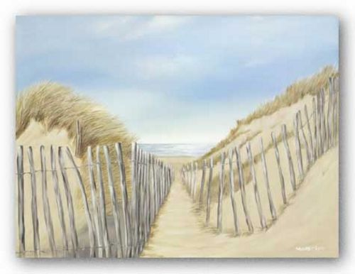Ocean Pathway II by Lynne Timmington