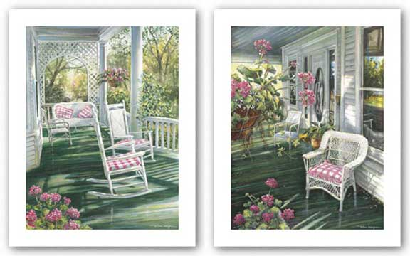 Spring Daydreams and Welcome Home Set by William Mangum