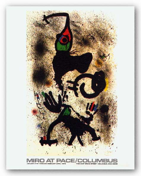 Untitled, 1979 by Joan Miro