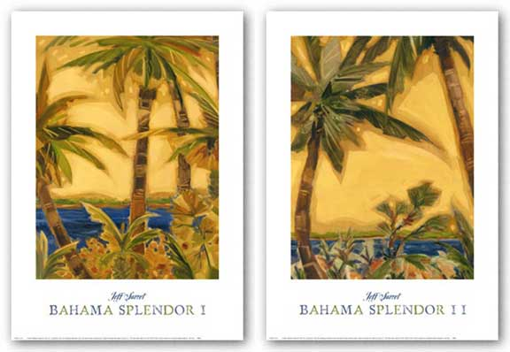 Bahama Splendor Set by Jeff Surret