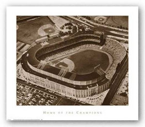 Home of the Champions by Corbis-Bettmann