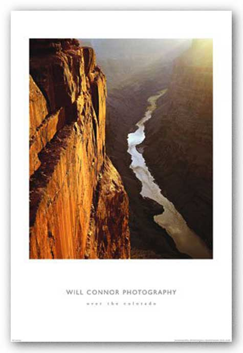 Over the Colorado by Will Connor
