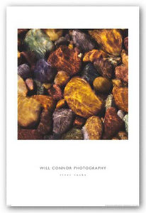 River Rocks by Will Connor