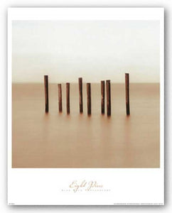 Eight Piers by Alan Klug