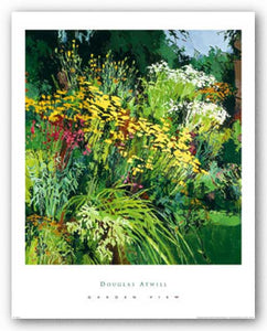 Garden View by Douglas Atwill