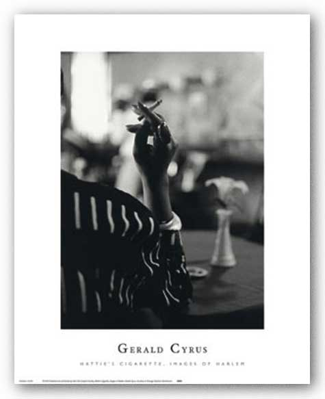 Hattie's Cigarette by Gerald Cyrus