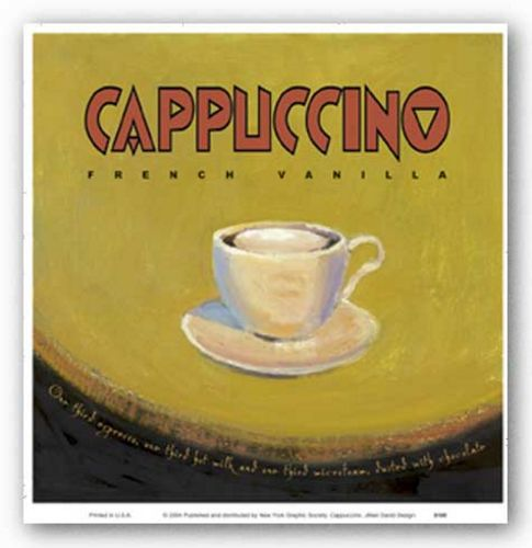 Cappuccino by Jillian David Design