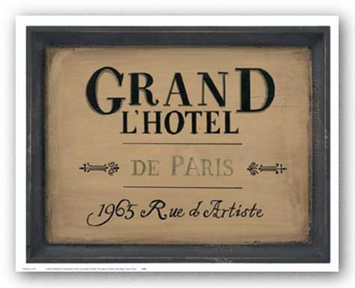 Grand l'Hotel by Working Girls Studio