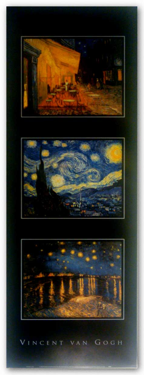 Van Gogh Trilogy by Vincent Van Gogh