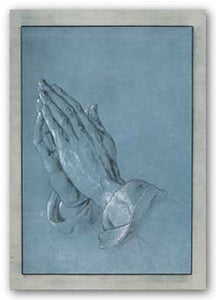 Praying Hands, 1508-09 by Albrecht Durer