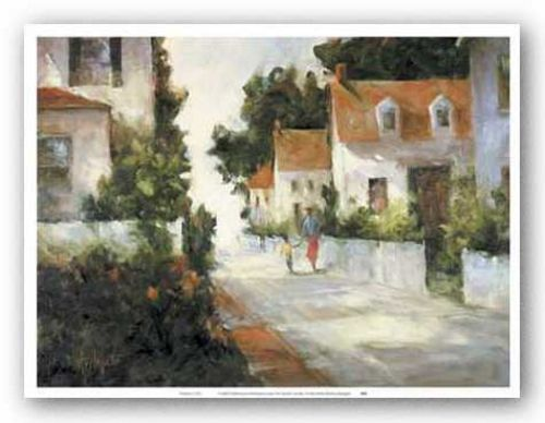 On Sea Street by Barbara Applegate