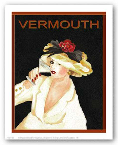 Vermouth by Kathleen Richards-Babcock