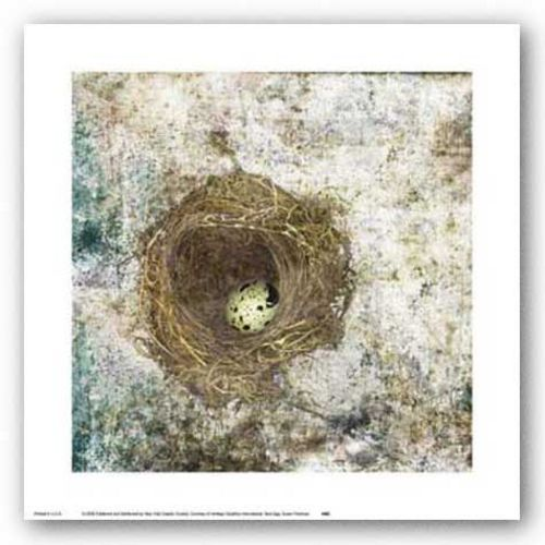 Nest Egg by Susan Friedman