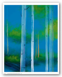 Melodious Birch I by Karen Mason