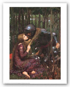 La Belle Dame Sans Merci by John William Waterhouse
