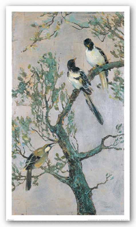 Magpies and Friends by Jill Barton